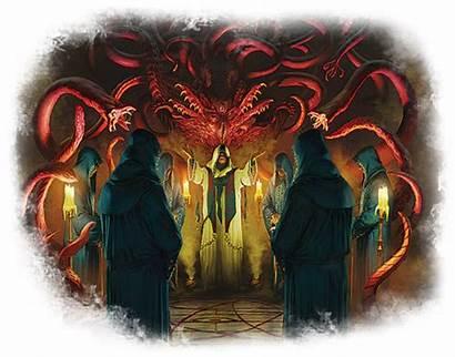 Horror Cthulhu Arkham Call Mythos Rpg Brings