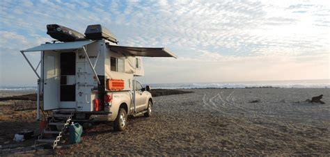 living   truck camper buying living  traveling