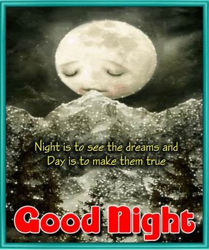 Dream Goodnight 123greetings Card Comes Night True