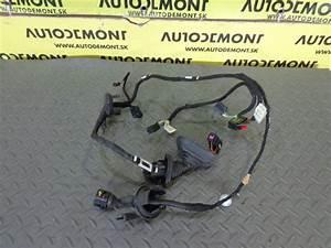 Rear Left Door Wiring Harness 4f1971687a 4f1971687n