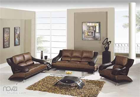 paint colors for living room with brown furniture best