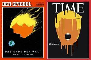 Spiegel On Line : the magazine cover art of donald trump causing headlines digital arts ~ Buech-reservation.com Haus und Dekorationen