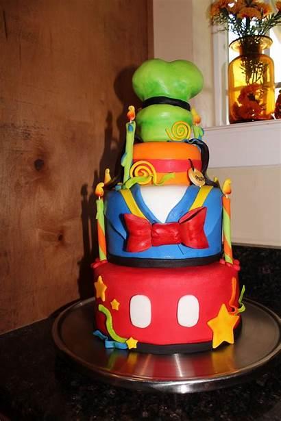 Birthday Cake Disney Cakes Kakez Boys Themed