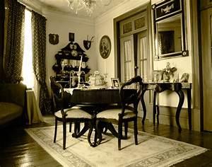 Old, Living, Room, Sepia, By, Marcosrodriguez, On, Deviantart