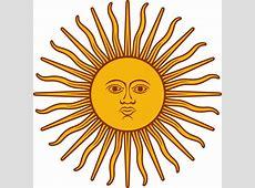 Argentina Flag Sun ClipArt Best