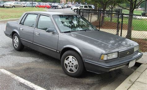 1988 Chevrolet Celebrity - Pictures - CarGurus