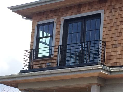 Modern Balcony Railings