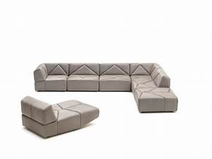 Meuble de salon moderne 35 idees canape et fauteuils design for Salon canapé fauteuil