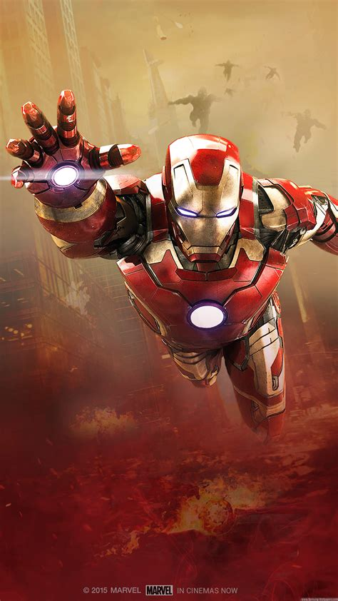 Iron Man Screensavers And Wallpaper (66+ Images