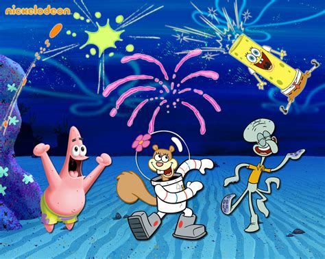 spongebob squarepants hd wallpaper  pc cartoons