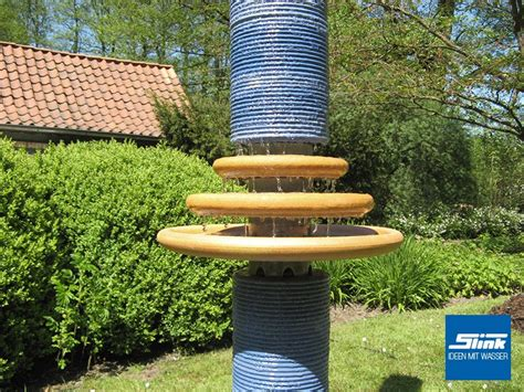 Wasserobjekt Keramiksäule Arty  Slink  Ideen Mit Wasser