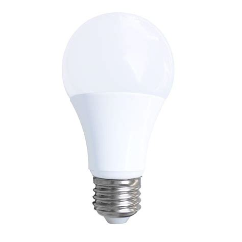 non dimmable led lights ecosmart 60w equivalent soft white 2700k a19 non
