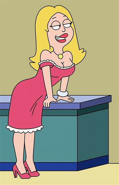 Francine Dad American Confession Think Smith Animated