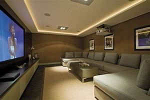 Media room ideas decorating home theater contemporary with