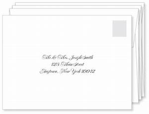 first impressions count a well addressed wedding With how to address wedding invitations apartment numbers