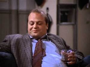 Michael Chiklis on Seinfeld - YouTube