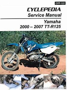 Yamaha Ttr 125 Parts Diagram