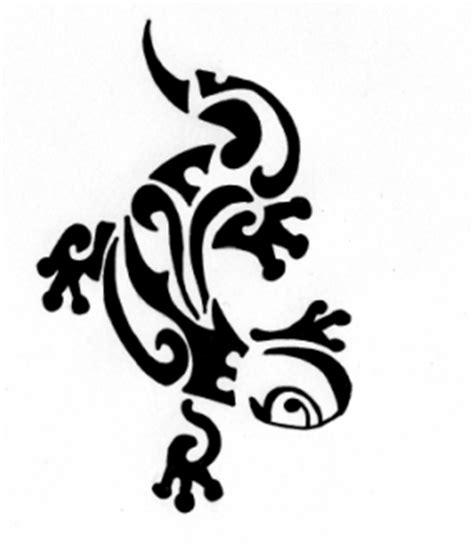 foto de Salamandre maori šablona Stencil crafts Craft images
