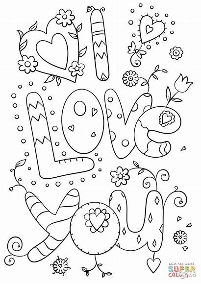 Coloring Pages Printable Drawing Colorings