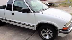 2000 Chevrolet S10 Ls 3 Door Long Bed  For Sale