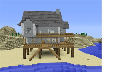 pin  brittany carver  beach collecting minecraft