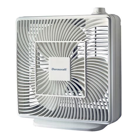 window safe personal fan ivory kaz