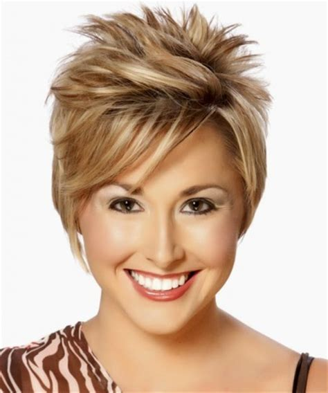 70 stupendous short haircuts for round faces
