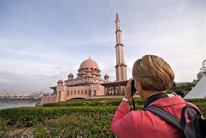 Tourists International Tourism Malaysia Receipts Spend Countries