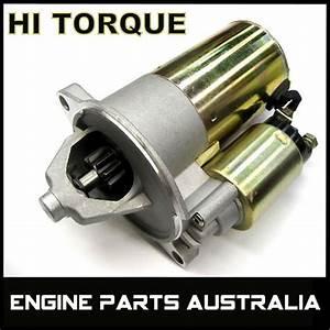Ford V8 Hi Torque Starter Motor 289 302 351 Cleveland