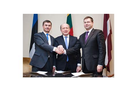 Baltijas valstu premjeri vienojas par Visaginas ...