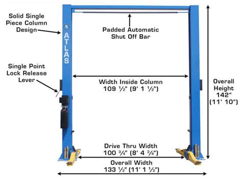 ammco 2 post lift wiring diagram wiring wiring diagrams