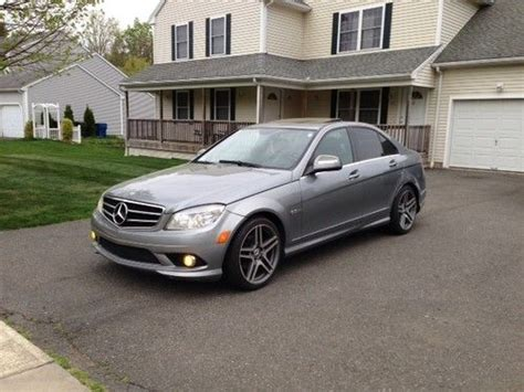 Sell Used 2008 Mercedes C300 4matic C-class Sport Loaded