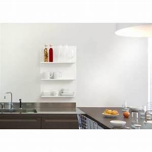 Etagere De Bain : etag re murale pour salle de bain ou cuisine le ~ Teatrodelosmanantiales.com Idées de Décoration