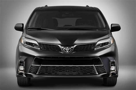 2018 Toyota Sienna Receives A Fresh Look  Automobile Magazine