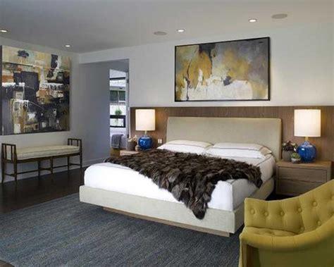 tableau pour chambre déco chambre adulte embellir espace 30 idees magnifiques