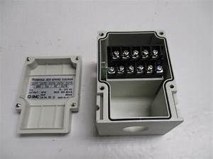 Smc Isa2 Terminal Box Wiring Diagram  As Pictured    New
