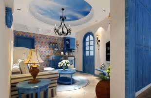beautiful interior home designs beautiful blue for mediterranean house interior