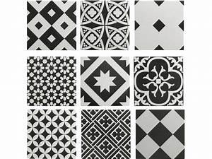 Stickers Imitation Carreaux De Ciment : carrelage imitation carreaux de ciment leroy merlin ~ Melissatoandfro.com Idées de Décoration