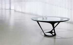 Table Verre Ronde : tables roche bobois 2014 le catalogue 20 photos ~ Teatrodelosmanantiales.com Idées de Décoration