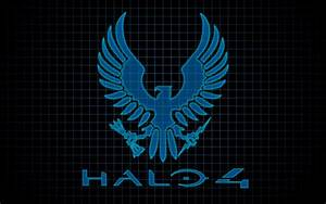 Halo Spartan Eagle Logo Wallpaper by DisturbedShifty on ...