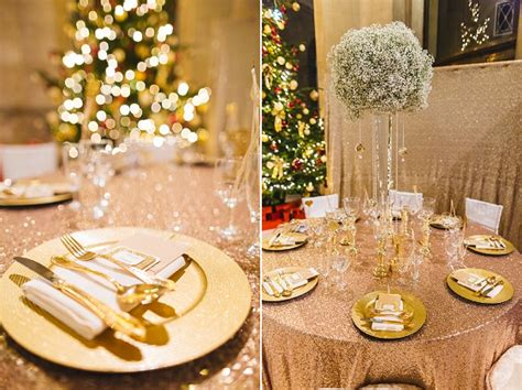 Sequinned Table Linen In The Uk From Gilded Linens