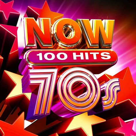 Now 100 Hits 70s - Various Artists (CD) - SimplyHE