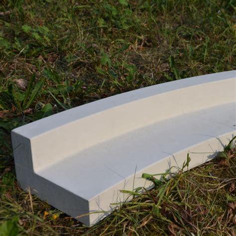 rasenkantensteine beton gewicht rasenkanten stein aus beton arcadian gartentraum de