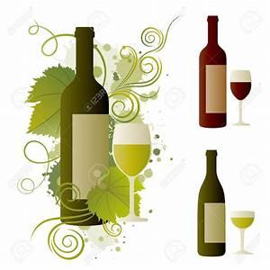 Bottle Clipart Wine Glass #2580680