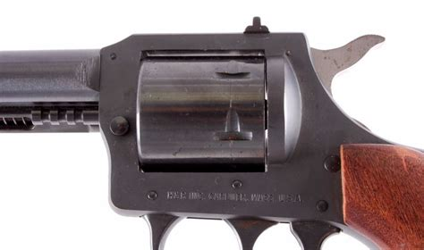 Handr Model 649 22 Magnum Double Action Revolver