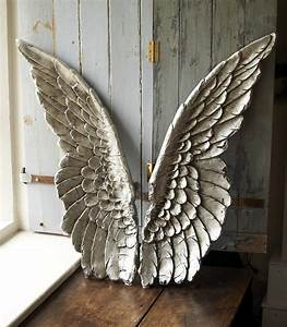 Angel Wings Wall Art Decor from £125 p&p in uk free