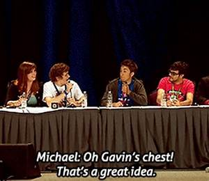 my gifs rt Achievement Hunter RoosterTeeth michael jones ...