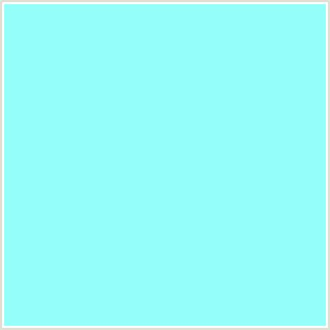 aqua the color 94fffa hex color rgb 148 255 250 anakiwa aqua