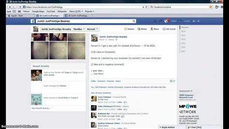 Dominate Facebook News Feed