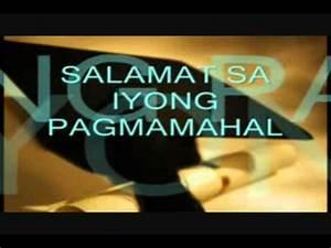 Salamat Inay at Itay - YouTube